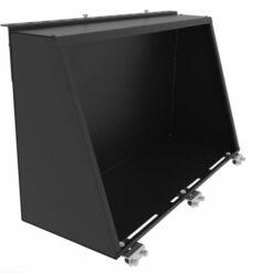 Aluminium Canopy Cupboard - 750