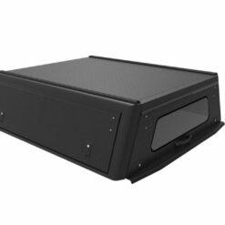Alucab D/C Black Treadplate Explorer Canopy