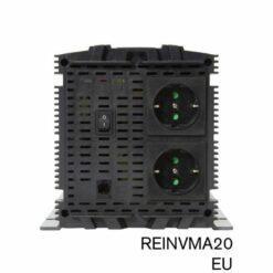 The 12V DC 2000W Modified Sine Wave Inverter