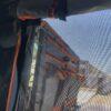 Canopy Camper Rear Mozzie/Midge Nets