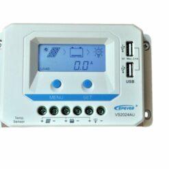 Mojave 220W 20A LCD Regulator Solar Panel 2