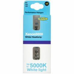 Xenon5000 H1 5000K halogen headlamp