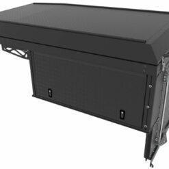 Canopy Camper Basic Unit (Black)